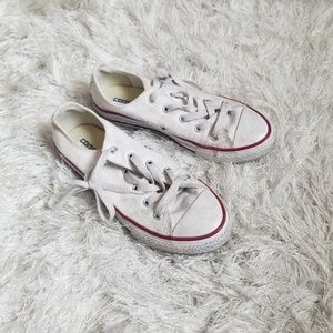 Chuck Taylors size 2y